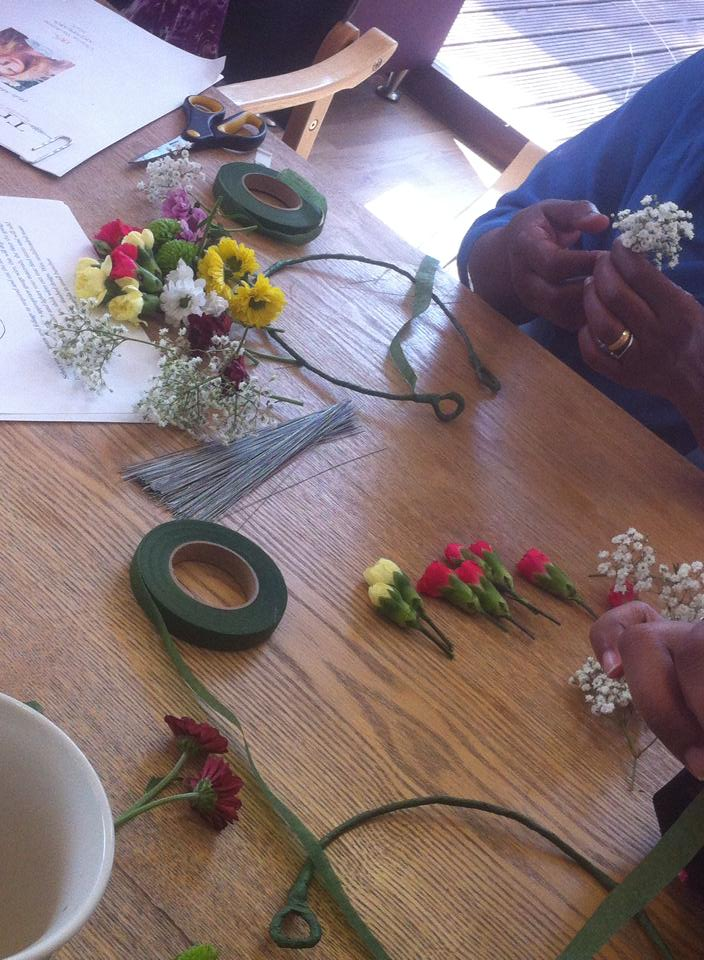 A 'Blooming' Marvellous Day: Artspeaks Outreach Projects 2015
