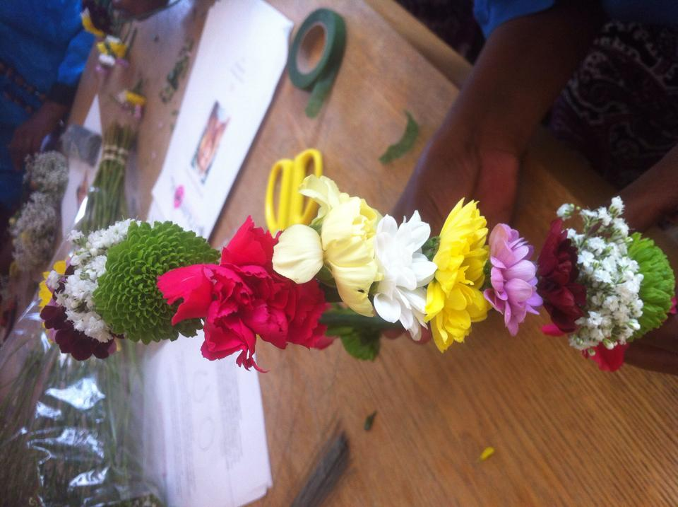 A 'Blooming' Marvellous Day: Artspeaks Outreach Projects 2015A 'Blooming' Marvellous Day: Artspeaks Outreach Projects 2015